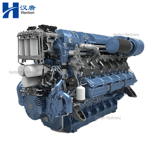 Weichai Baudouin Engine 12M26.3 Series for Marine Main Propulsion