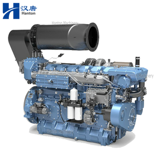 Weichai Baudouin Engine 6M26.3 for Marine Main Propulsioin