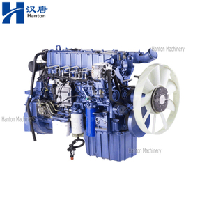 Weichai WP7 Series Diesel Engine for Truck