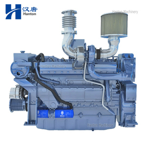Weichai Marine Engine WD10 Series for Boat Propulsion