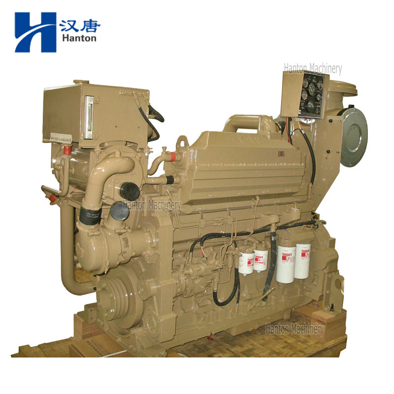 Cummins Engine KTA19-M for Marine Main Propulsion
