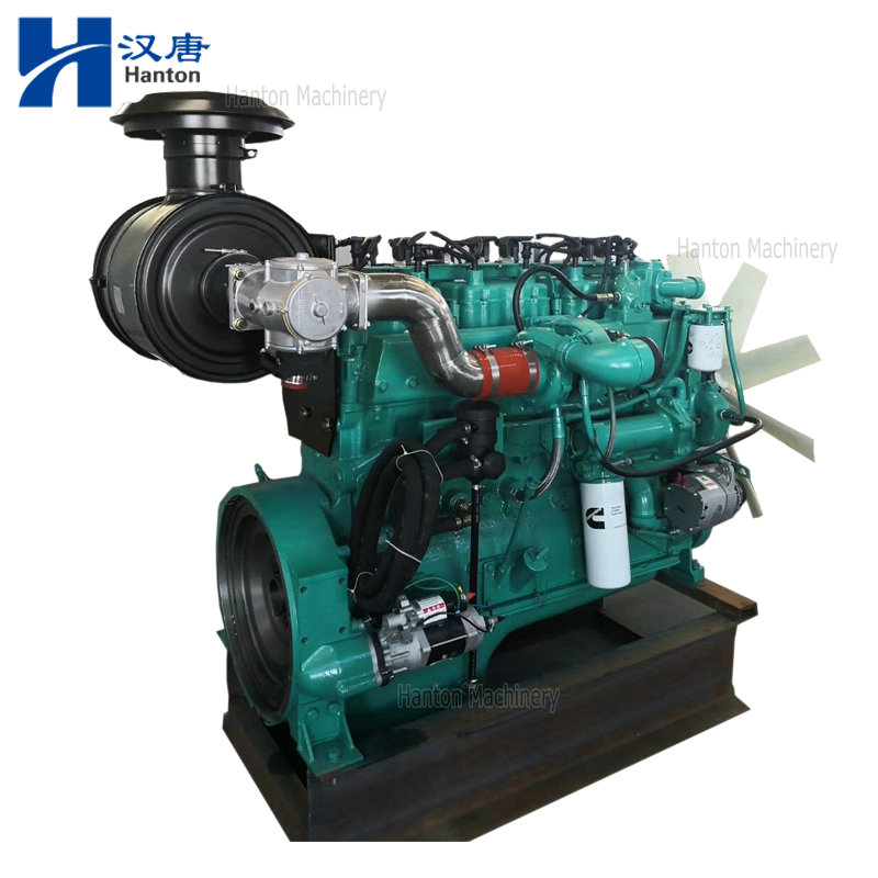 Cummins Gas Engine NTA855CNG for Genset