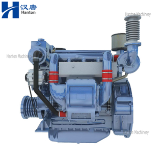 Weichai WP4 Series Diesel Engine for Marine Main Propulsion
